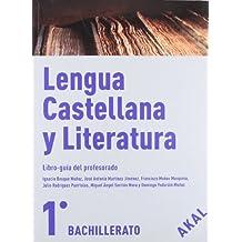Lengua castellana y Literatura 1º Bachillerato (Enseñanza bachillerato) - 9788446030126