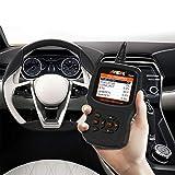 RISHIL WORLD Ancel EU510 Automotive OBD Car Diagnostic Scanner Tool Battery Tester
