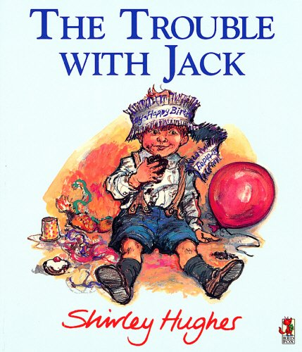 The Trouble With Jack (Red Fox Picture Books)