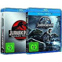Jurassic Park - Ultimate Trilogy + Jurassic World