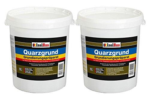 50 kg Quarzgrund Putz Grundierung Putzgrund Haftputzgrund Haftputzgrund