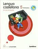 Lengua Castellana 5 (1, 2, 3 trimestre)