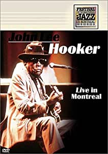 John Lee Hooker - Live in Montreal (Montreal Jazz Festival) [Import USA Zone 1]