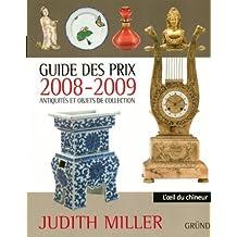 GUIDE PRIX 2008-2009 ANTIQ OBJ