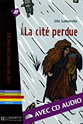 La cité perdue (1CD audio)
