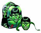 GIM–337–24054–Mochila–Avengers Hulk–27x 31x 10cm–verde