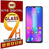 Kite Digital Compatible with HONOR 10 LITE Premium Tempered Glass Screen Protector Slim 9H Hard 2.5D