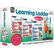 DK Learning Ladder Triple Pack - Year 4-6 2005