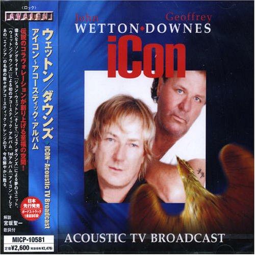 Iconacoustic TV Broadcast