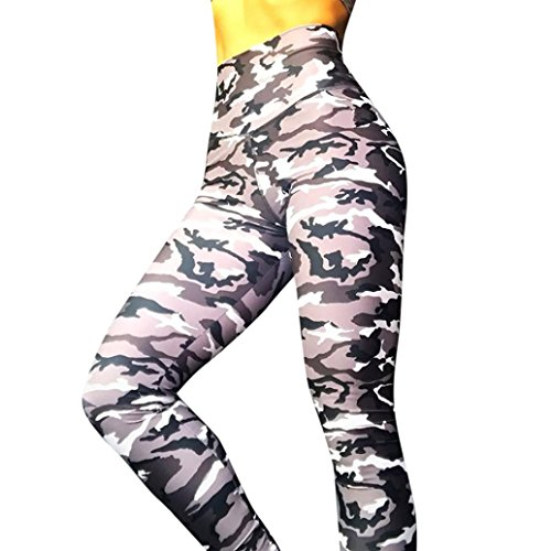 Gym Camouflage Yoga Pants Leggings Trousers Womens,Lolittas Hot Wrap Baggy High Waisted Cropped Patterned Wide Leg Casual Sport Outfit Pants