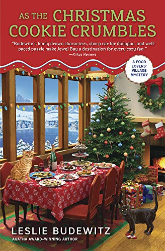 As the Christmas Cookie Crumbles (A Food Lovers' Village Mystery Book 5) (English Edition) (Cookie Jam Kindle)