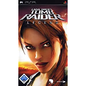Lara Croft – Tomb Raider: Legend