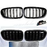 FidgetGear 2010-2016 für BMW Limousine F10 F11 M5, glänzend, Schwarz