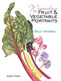 Watercolour Fruit and Vegetable Portraits