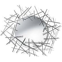 Alessi - FC08 - Blow up Specchio da parete con