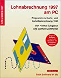 Lohnabrechnung 1997 am PC. 3 1/2'- Diskette für MS- DOS. Programm zur Lohn- und Gehaltsabrechnung 1997.