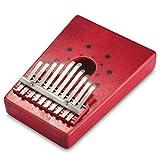 Professional Portable Musical redfunny 10 Key Kalimba Mbira Thumb Piano Instrument Accompaniment