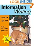 Information Writing (KS 2-3 +) (ages...