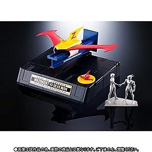 Bandai 14946-Mazinger Z Z 54405-SRC-gx-70vs z vs DC Devilman Juego