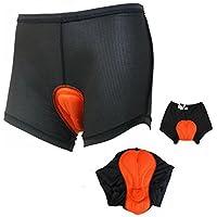 MaMaison007 Arsuxeo traspirante sport Ciclismo Equitazione pantaloncini equitazione pantaloni biancheria intima pantaloncini -L