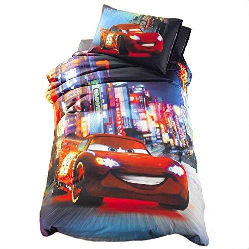 Copripiumino Toy Story Caleffi.Caleffi Cars Neon Parure Copripiumino Letto Singolo Disney