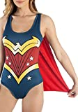 Best Bioworld Capes - DC Comics Wonder Woman Fancy Dress Costume Bodysuit Review