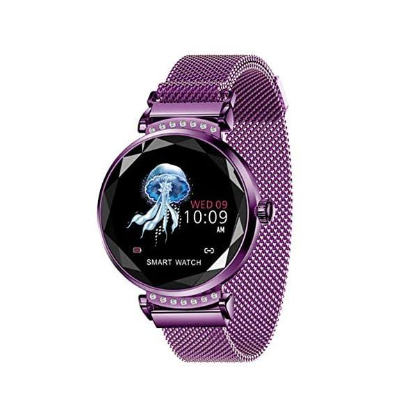 Smart Watch Heart Rate Monitor Fitness Tracker Watch Waterproof Smart Watch Bracelet for Women 2