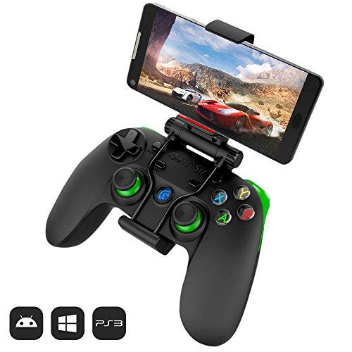 Preisvergleich Produktbild Gamesir Green G3S Android Game Controller Gamepad Game Controller Joystick for Android Smartphone / Samsung Gear VR / Smart Phone / Smart TV / PS3 / TV Box / Windows Computer