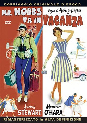 Preisvergleich Produktbild Dvd - Mr Hobbs Va In Vacanza (1 DVD)