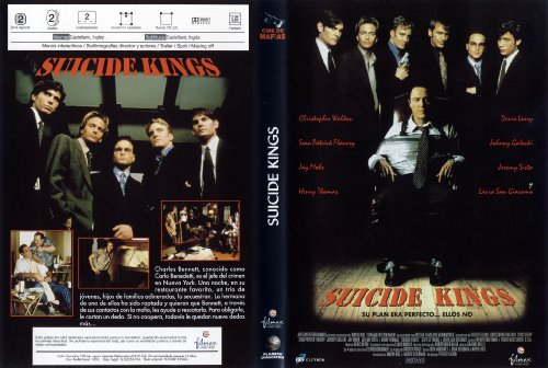 Suicide Kings (Import Dvd) Christopher Walken; Denis Leary; Henry Thomas; Jay