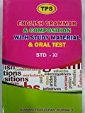 TPS English Grammar & Composition with Study Material & Oral Test for Std. 11th