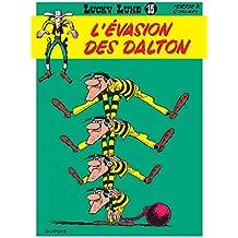 Lucky Luke, tome 15 : L'Evasion des Dalton