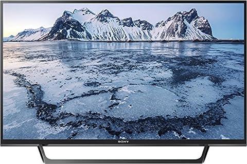 Sony KDL-40WE665 102 cm (40 Zoll) Fernseher (Full HD, Triple Tuner, Smart-TV) (Full Hd Fernseher Günstig)