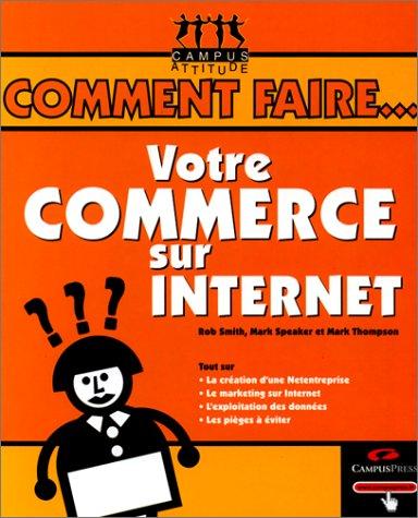 Votre commerce sur internet