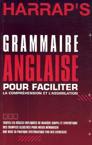 Harrap's Grammaire anglaise par Rose Rociola, Sheena Andromaque-Kemp