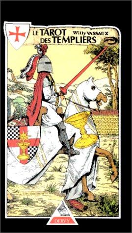 Le Tarot des Templiers : Jeu de cartes par Willy Vassaux