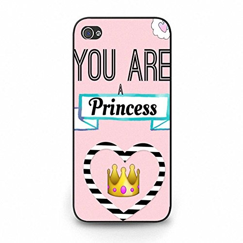 Fantasy Fashion Princess Phone Case Cover Solid Skin Protetive Shell for Iphone 5c Princess Fashionable Color155d