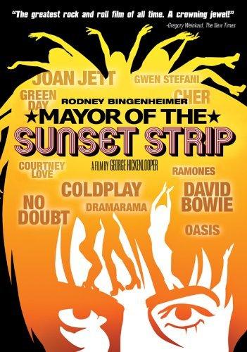 Mayor of the Sunset Strip by Rodney Bingenheimer - Sunset Strip