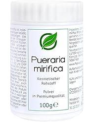 Pueraria mirifica   Produit cosmétique   100 grammes