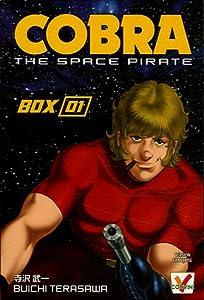 Cobra the space pirate Coffret Tomes 1 à 5