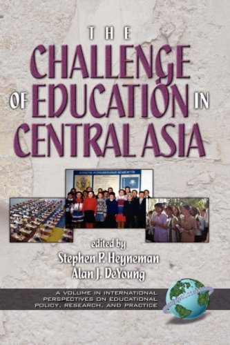 The Challenges of Education in Central Asia (Hc) (International Perspectives on Educational Policy, Research and Practice)
