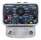 Source Audio Soundblox 2  Distorsion Pédale d\'effet pour Guitare Basse Gris