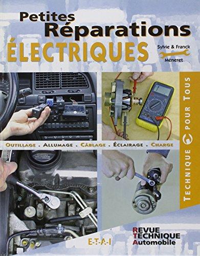 Petites réparations électriques par Franck Méneret, Sylvie Méneret
