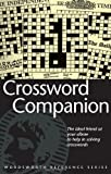 Crossword Companion (Wordsworth Reference)
