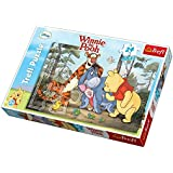 Trefl - Puzzle Winnie the Pooh de 24 piezas (39.8x26.6 cm) (TR14124)