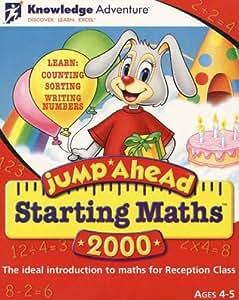 Jump ahead 2000 starting maths amazon co uk software