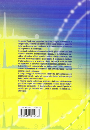 Zoom IMG-1 interpretazione dei dati di laboratorio