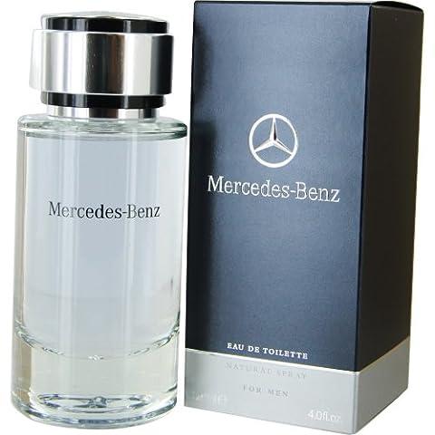 MERCEDES-BENZ 120 ml edt vapo