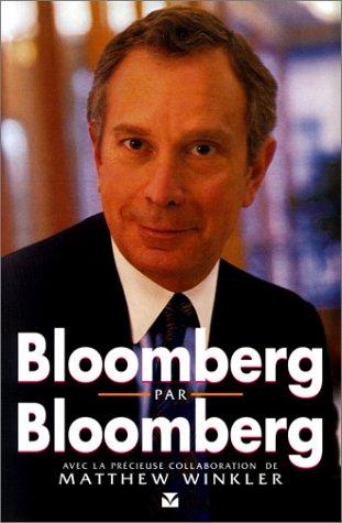Bloomberg par Bloomberg par Michael Bloomberg