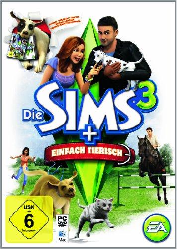 Die Sims 3 & Einfach Tierisch - Sims 3-spiele Die